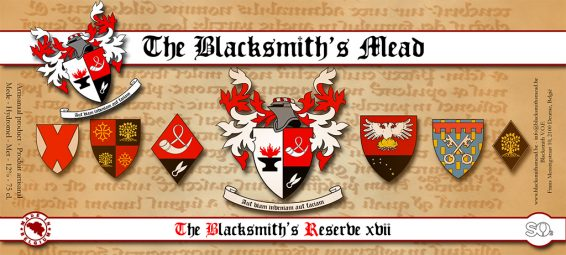 Label The BLacksmith's Reserve